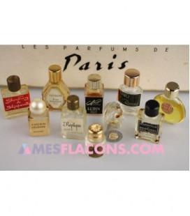 Coffret ancien - Parfums de Paris