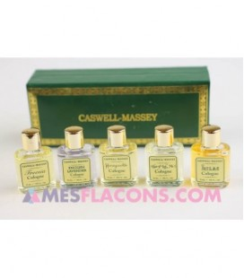 Coffret - Caswell-Massey women's collection 250th anniversary - special edition