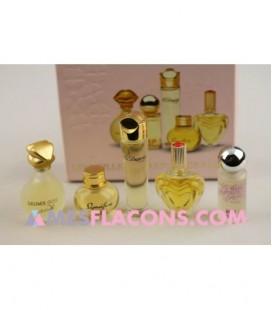 Coffret - Les meilleurs parfums de Paris (5 miniatures)