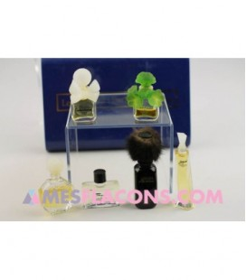 Les Meilleurs parfums de Paris (6 Miniatures)