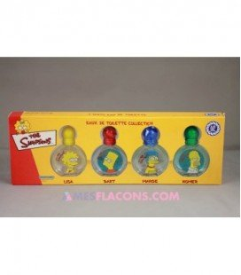 Coffret collection The Simpsons