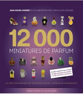 12000 Miniatures de parfum