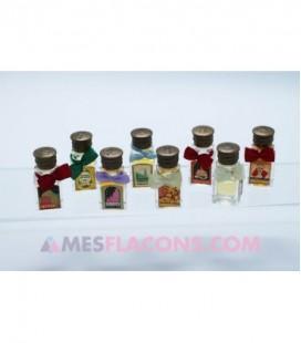 Lot de 8 miniatures mixtes (différentes variantes)