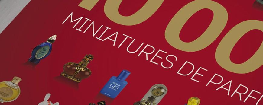 Das Buch von Jean-Michel COURSET. 10000 Mini-Parfum.