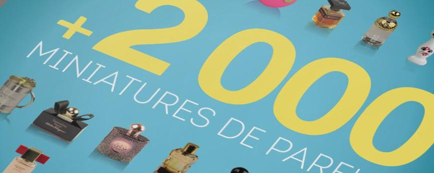 Das neue Buch von Jean-Michel COURSET. +2000 Mini-Parfum.