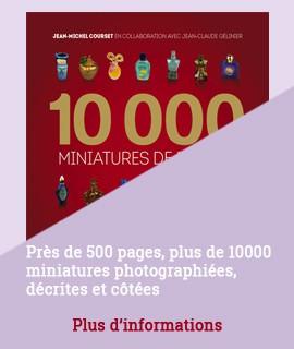 10.000 Miniatures de parfum, toutes les informations