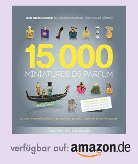 +15000 Parfümminiaturen bei Amazon.de
