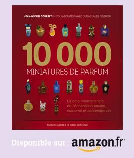 10.000 Miniatures de parfum disponible chez Amazon