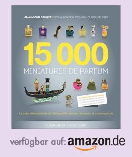 +15000 Parfümminiaturen bei Amazon.de erhältlich