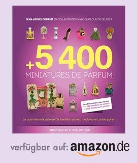 +5400 Parfümminiaturen bei Amazon.de
